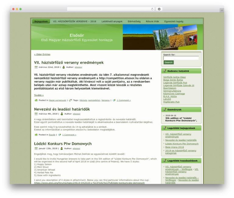Farm Free WordPress Themes